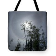 Solar Halo Tote Bag