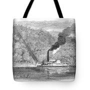 South: Cotton, 1861 Tote Bag