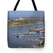 Sozopol Harbour Tote Bag