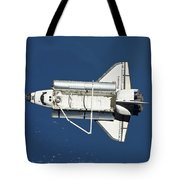 Space Shuttle Discovery Tote Bag