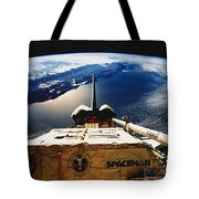 Space Shuttle Endeavour Tote Bag