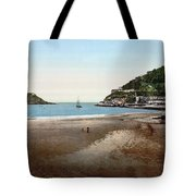 Spain: San Sebastian Tote Bag