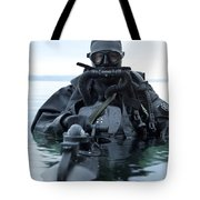 Special Operations Forces Combat Diver Tote Bag