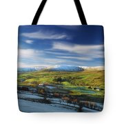 Sperrin Mountains, Co Tyrone, Ireland Tote Bag