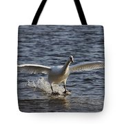Splashdown - Water Skiing Tote Bag
