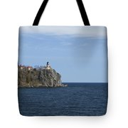 Split Rock Lighthouse 82 Tote Bag