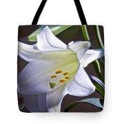Spring Lily Tote Bag