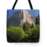 Spring Views Of El Capitan Tote Bag