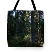 Spruces Tote Bag