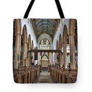 St Edmund King And Martyr Southwold Tote Bag