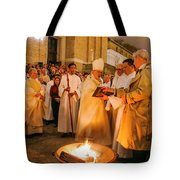 St James Cathedral Tote Bag