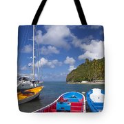 St Lucia Tote Bag