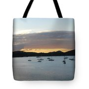 St. Thomas Sunset Tote Bag