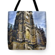 St Vitus Cathedral - Prague Tote Bag