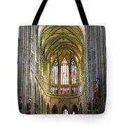 St. Vitus Cathedral Tote Bag