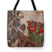 Standing On Holy Ground Tote Bag