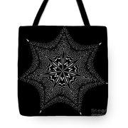 Star Fish Kaleidoscope Tote Bag
