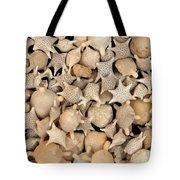 Star Sand Foraminiferans Tote Bag