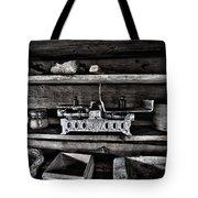 Steelyard Tote Bag