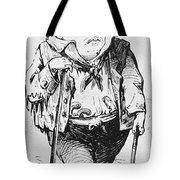 Stephen Arnold Douglas Tote Bag