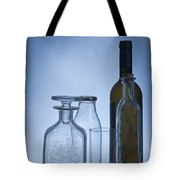 Still Life Of Bottles  Tote Bag