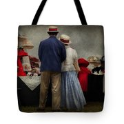 Store - The Hat Stand  Tote Bag