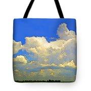Storm Clouds Rising  Art Tote Bag