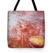Strawberry Seed Tote Bag