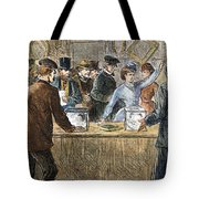 Suffrage: Woodhull Sisters Tote Bag