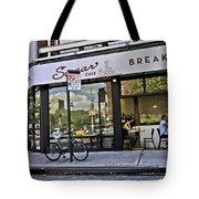 Sugar Breakfast Tote Bag