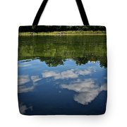 Summer's Reflections Tote Bag