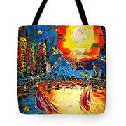 Sun City Tote Bag