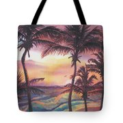Sunrise At Cattlewash 2 Tote Bag