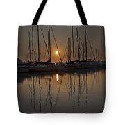 Sunset Tote Bag by Joana Kruse