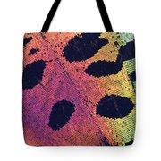 Sunset Moth Urania Ripheus Tote Bag