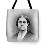Susan B. Anthony, American Civil Rights Tote Bag