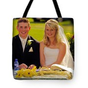 T And T 39 Tote Bag