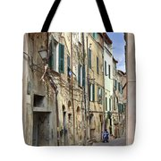 Taggia In Liguria Tote Bag