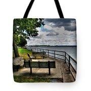 Take A Moment... Tote Bag