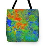 Tectonic Shift Tote Bag