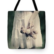 Teddy Bear Tote Bag by Joana Kruse