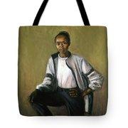 Tegla Loroupe Tote Bag