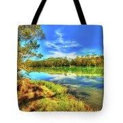 Telaga Warna Lake Tote Bag