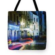 Temple Bar, Dublin, Co Dublin, Ireland Tote Bag