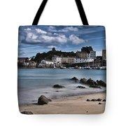 Tenby Harbour 2 Tote Bag