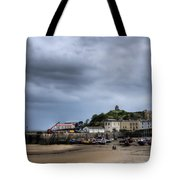 Tenby Harbour From North Beach 2 Tote Bag