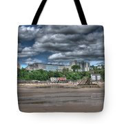 Tenby North Beach Tote Bag
