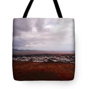 Tequise From Guanapay Castle  Tote Bag