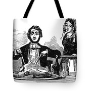 Thanksgiving, 19th Century Tote Bag