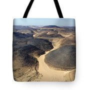 The Barren Yet Beautiful Basalt Tote Bag